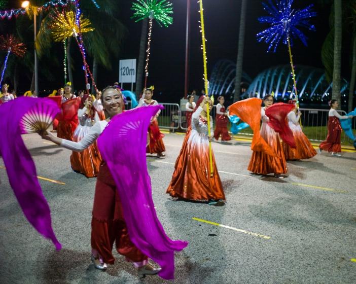 Carnival Singapore 2016-2